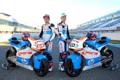 Les nouvelles couleurs du team Pons HP 40 pour 2017