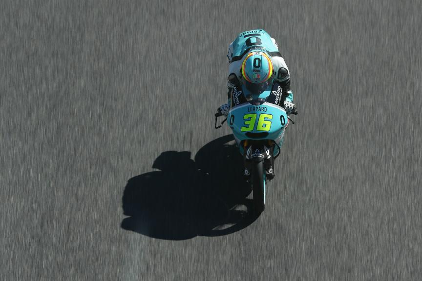 Joan Mir, Leopard Racing, Moto2™ - Moto3™ Official Test