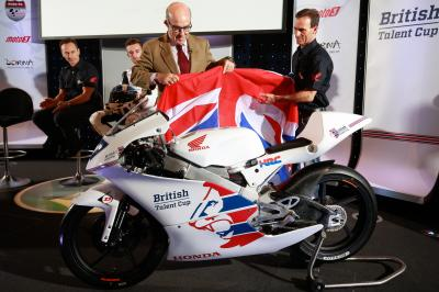 British Talent Cup: How to apply!