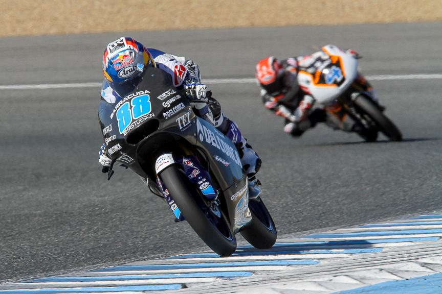 Jorge Martin, Del Conca Gresini Racing Moto3, Jerez Moto2™ - Moto3™ Official Test