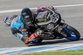 Aron Canet, Estrella Galicia 0,0, Jerez Moto2™ - Moto3™ Official Test
