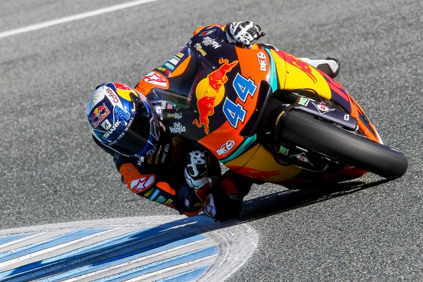 Miguel Oliveira, Red Bull Ktm Ajo, Jerez Moto2™ - Moto3™ Official Test
