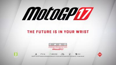 MotoGP™ 2017 puts you in control