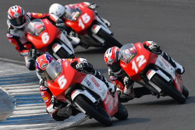 Buriram stages lights out on the 2017 Asia Talent Cup