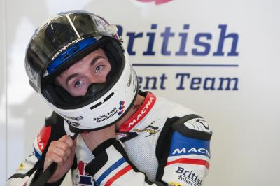 Top ten for McPhee in Jerez