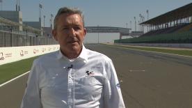 MotoGP™ Rennleiter Mike Webb erklärt, wie wichtig es ist, den abschließenden Test auf dem Losail International Circuit zu fahren.