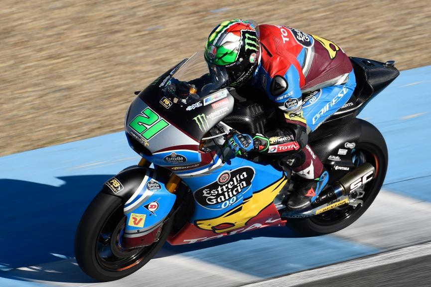 Franco Morbidelli, Eg 0,0 Marc Vds, Jerez Moto2™ - Moto3™ Official Test