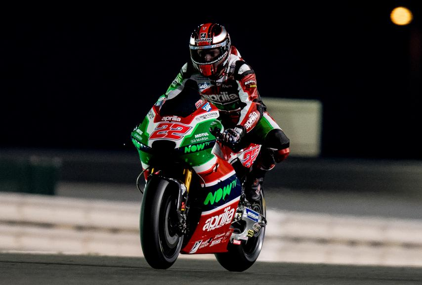 Sam Lowes, Aprilia Racing Team Gresini, Qatar MotoGP™ Official Test