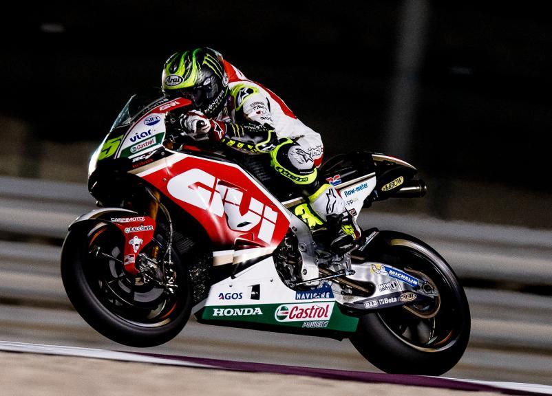 Cal Crutchlow, Lcr Honda,Qatar MotoGP™ Official Test