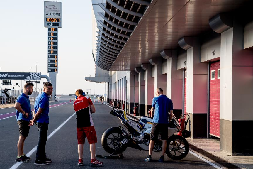 Qatar MotoGP™ Official Test