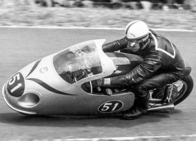 À la mémoire de John Surtees