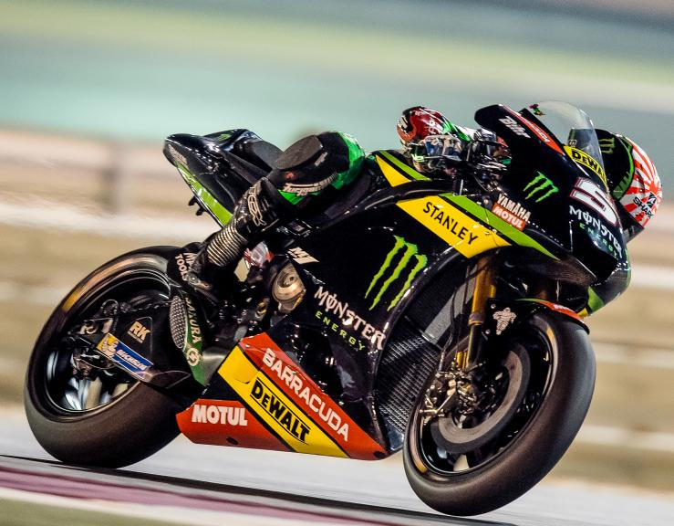 Johann Zarco, Monster Yamaha Tech 3, Qatar MotoGP™ Official Test