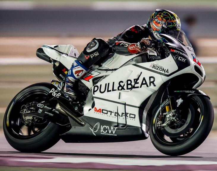 Karel Abraham, Pull&Bear Aspar Team, Qatar MotoGP™ Official Test