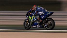 Catch up with what happened on day 2 at the Losail International Circuit