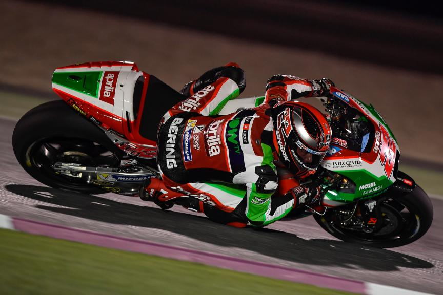 Sam Lowes, Aprilia Racing Team Gresini, Qatar MotoGP™ Official Test
