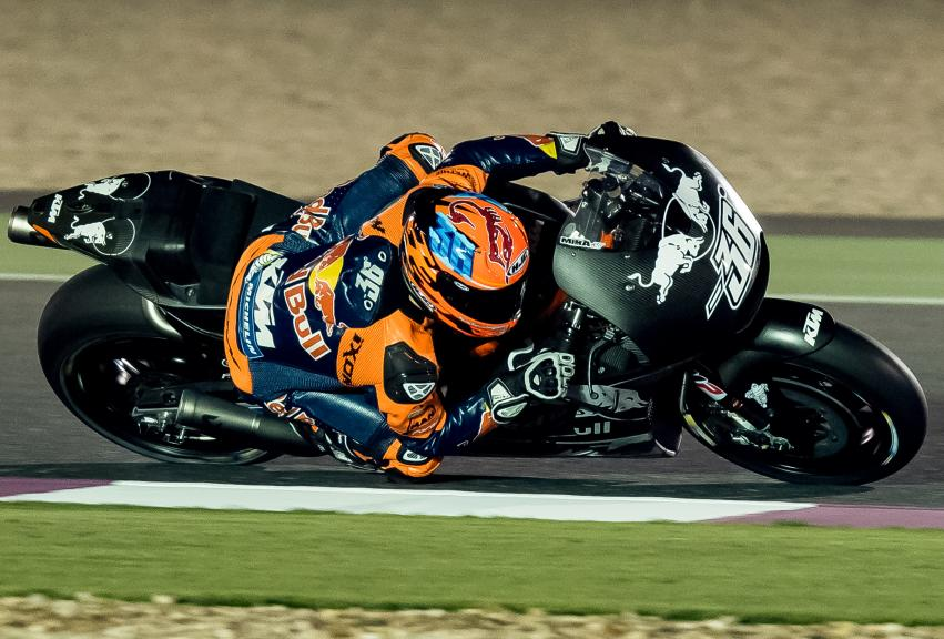 Mika Kalio, Red Bull Ktm Factory Racing, Qatar MotoGP™ Official Test