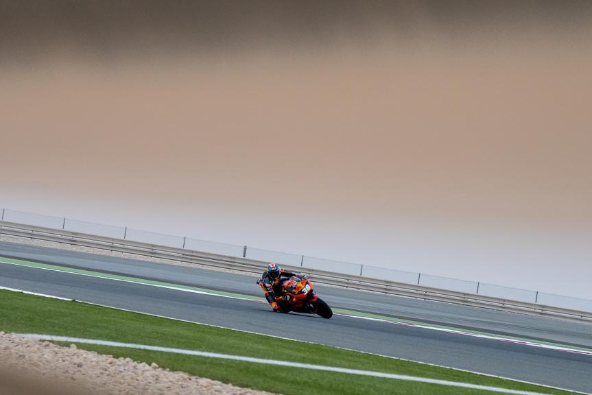 Bradley Smith, Red Bull Ktm Factory Racing, Qatar MotoGP™ Official Test
