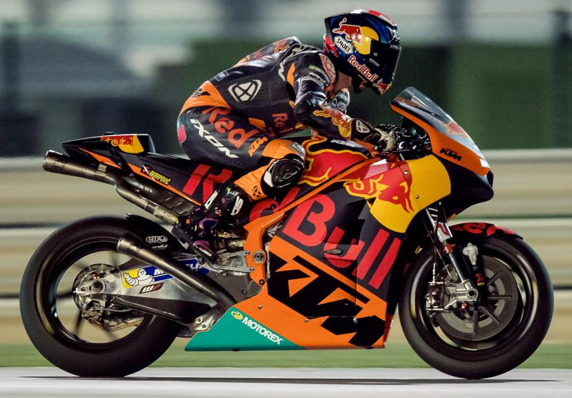 Bradley Smith, Red Bull Ktm Factory Racing, Qatar MotoGP™ Official Test