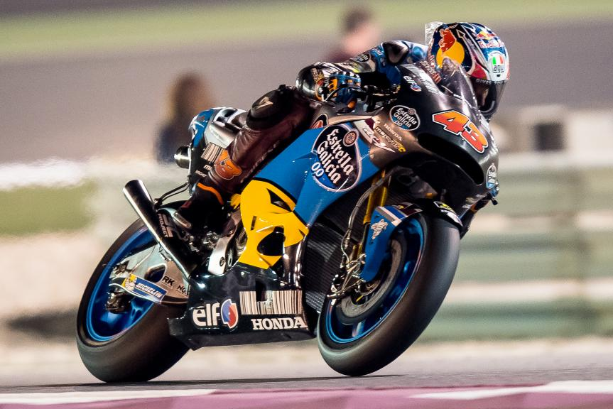 Jack Miller, Eg 0,0 Marc Vds, Qatar MotoGP™ Official Test