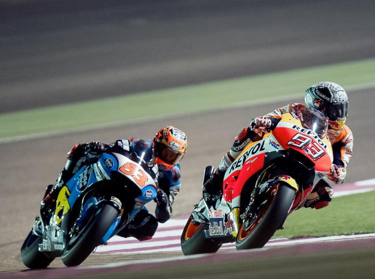 Marc Marquez, Repsol Honda Team, Tito Rabat, Eg 0,0 Marc Vds, Qatar MotoGP™ Official Test