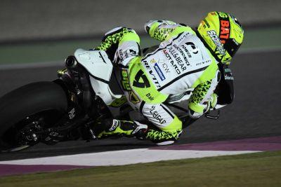 #QatarTest  Crash: @19Bautista. Rider OK. He had just scored a 1:55.607. https://t.co/9VgKDTsGxT