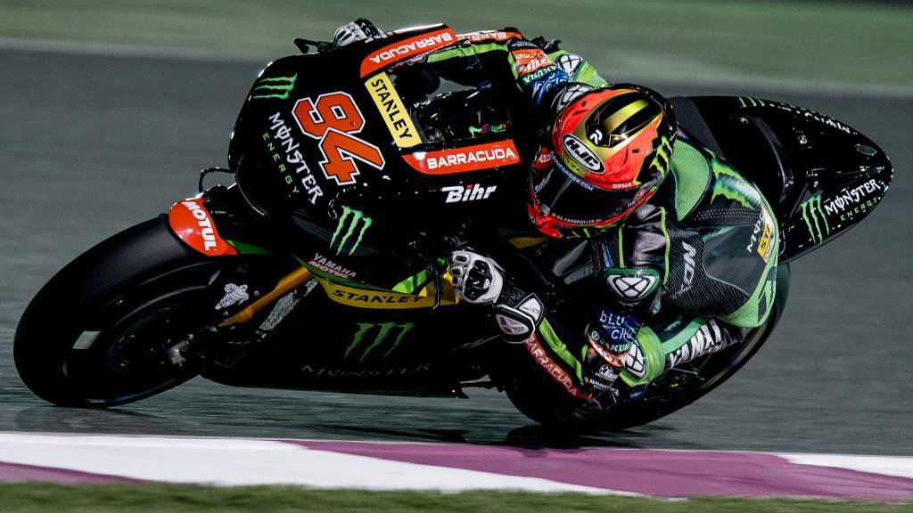 Jonas Folger, Monster Yamaha Tech 3, Qatar MotoGP™ Official Test