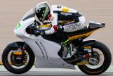 Iker Lecuona, Garage Plus Interwetten, Jerez Moto2™ - Moto3™ Official Test