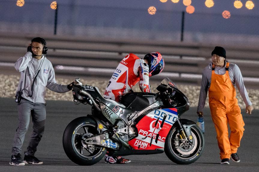 Danilo Petrucci, Octo Pramac Racing, Qatar MotoGP™ Official Test