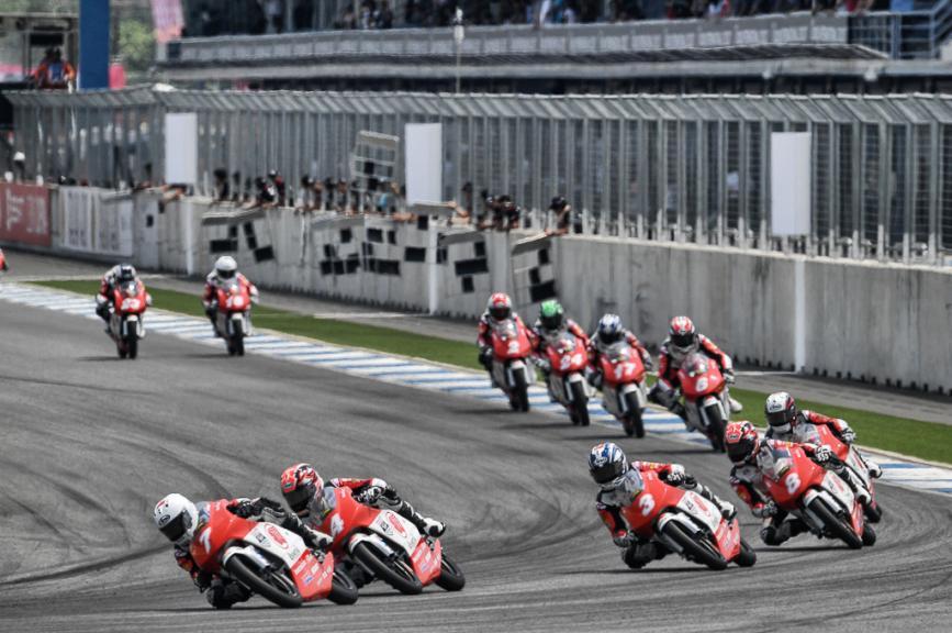 Idemitsu Asia Talent Cup, Race 1