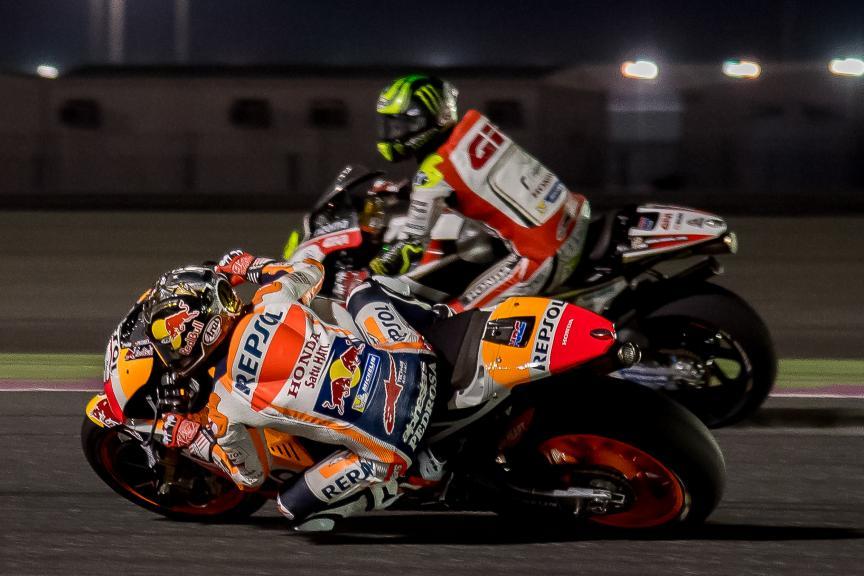 Dani Pedrosa, Repsol Honda Team, Cal Crutchlow, Lcr Honda, Qatar MotoGP™ Official Test