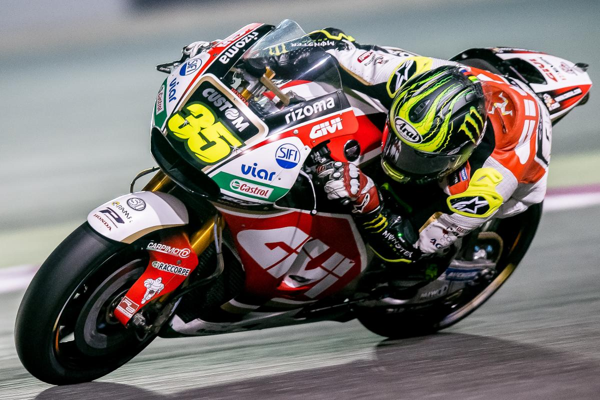 "Crutchlow: ""We completed the plan"" 