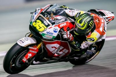 """Crutchlow: """"We completed the plan"""""""