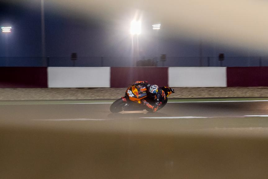 Pol Espargaro, Red Bull Ktm Factory Racing, Qatar MotoGP™ Official Test