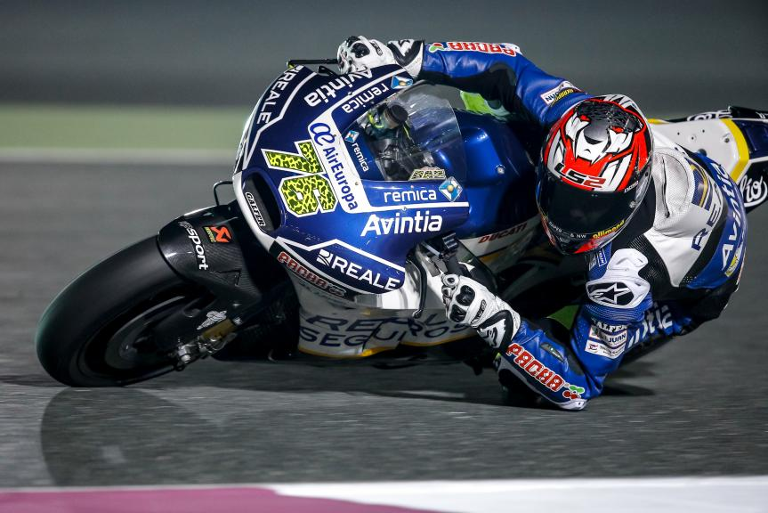 Loris Baz, Reale Avintia Racing, Qatar MotoGP™ Official Test