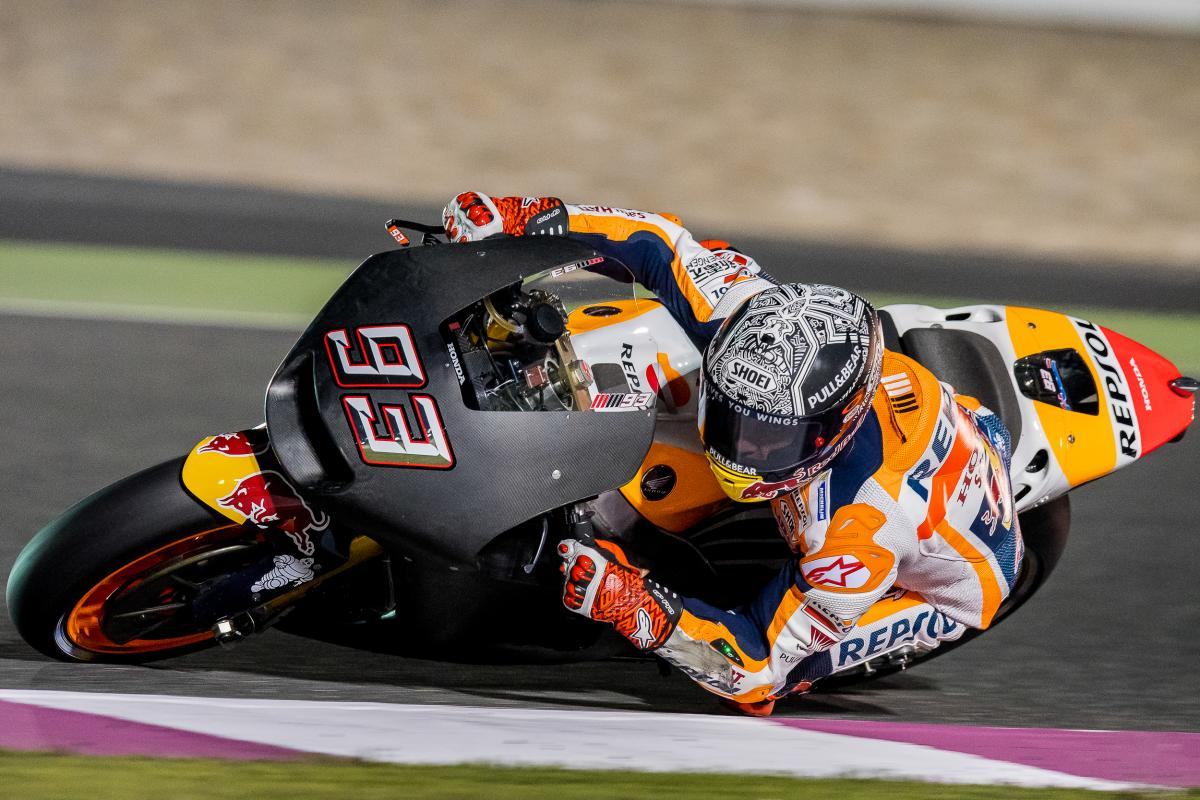"Marquez: ""Only Maverick is quicker than the rest"" 