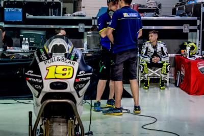 Bautista and Abraham off to a good start with Aspar