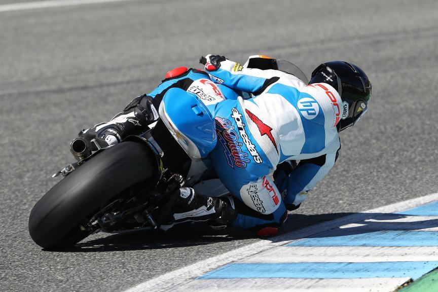Fabio Quartararo, Pons Hp40, Jerez Moto2™ - Moto3™ Official Test