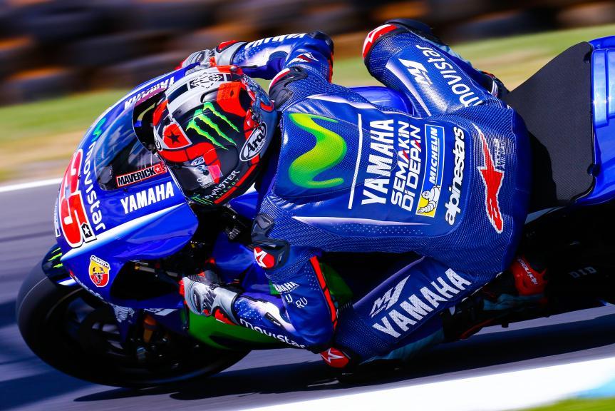 Maverick Viñales, Movistar Yamaha MotoGrand Prix