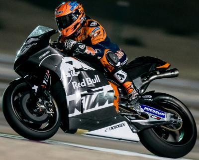 KTM chiude i suoi primi test ufficiali