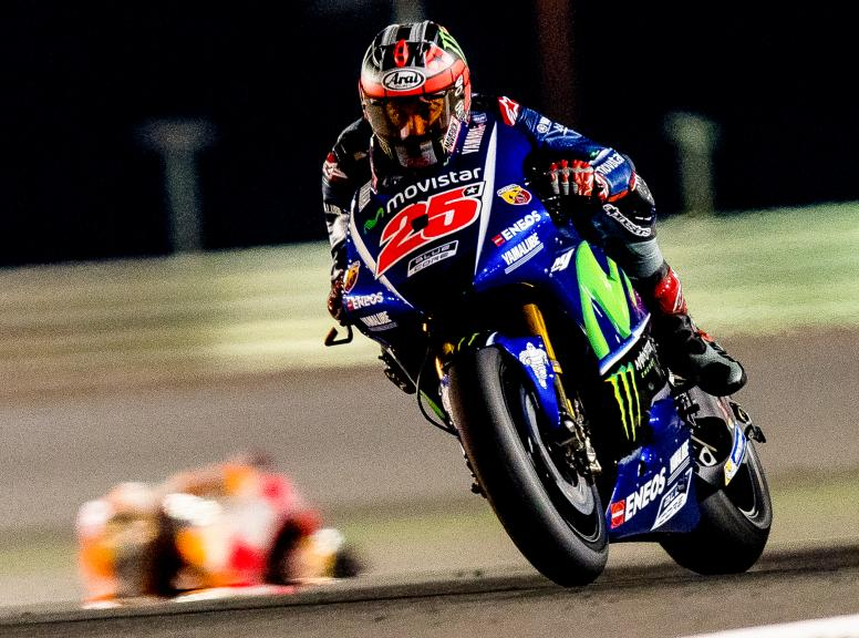 Maverick Viñales, Movistar Yamaha MotoGrand Prix, Qatar MotoGP™ Official Test