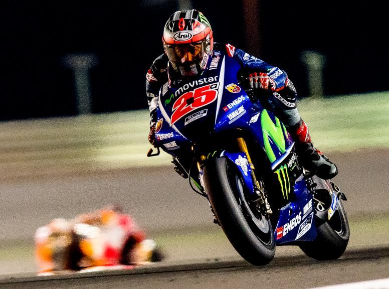 Maverick Viñales, Movistar Yamaha MotoGrand Prix, Qatar MotoGP™ Official Test