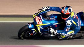 Alex Rins debuts in MotoGP™ with Suzuki in 2017. We find out more about the Spaniard and his path to the premier class