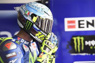 Bilan de pré-saison : Valentino Rossi