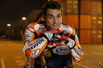 Pedrosa talks rivals, pressure and 2017