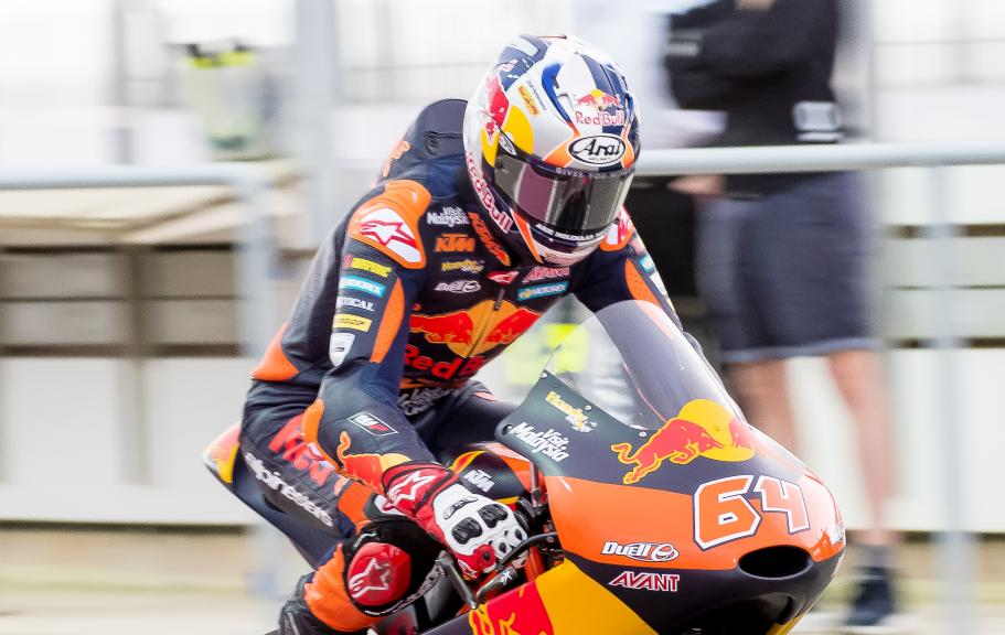 Bo Bendsneyder, Red Bull Ktm Ajo, Qatar Moto2™ - Moto3™ Official Test