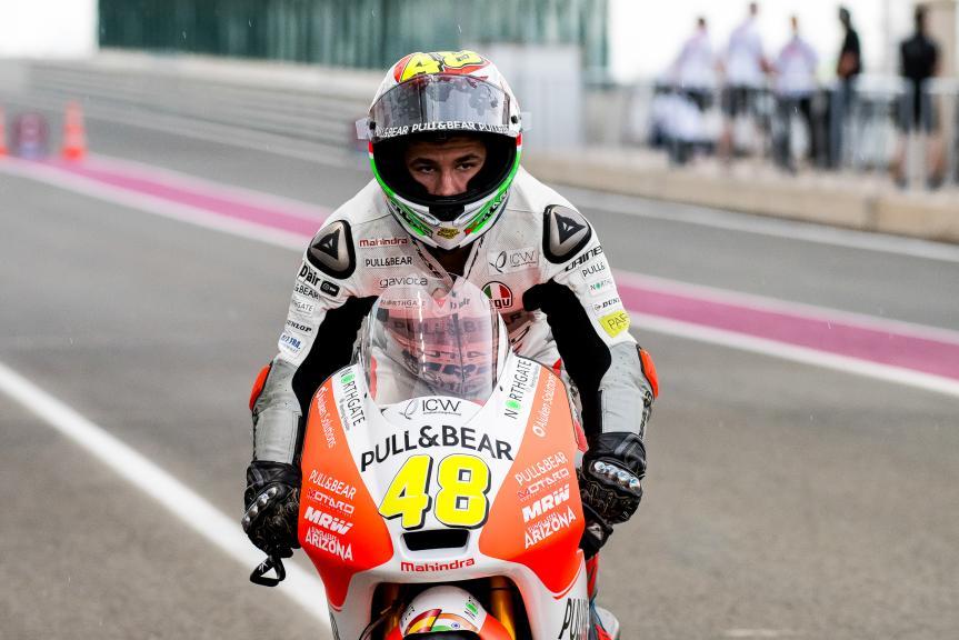Lorenzo Dalla Porta, Aspar Mahindra Moto3, Qatar Moto2™ - Moto3™ Official Test
