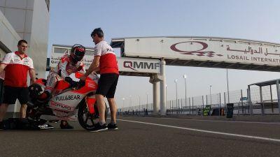 #QatarTest day 2! ¡¡Vamos @AlbertArenas75!! Forza @dallap48!! https://t.co/0NWMaWWCOE