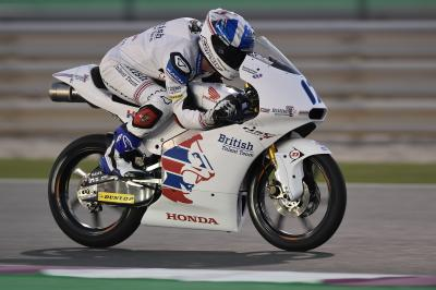 Ups and Downs for McPhee at Losail