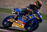 Aron Canet, Estrella Galicia 0,0, Qatar Moto2™ - Moto3™ Official Test