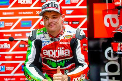 Sam Lowes: 'Maybe the biggest opponent should be myself'